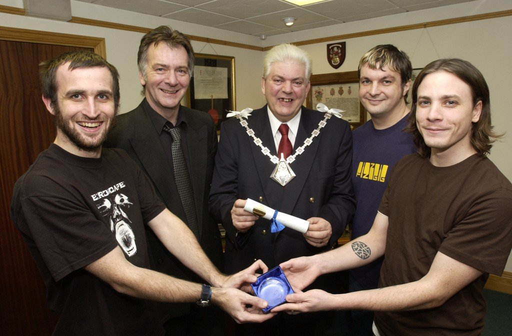 AMP-Award from Ashford Borough Council