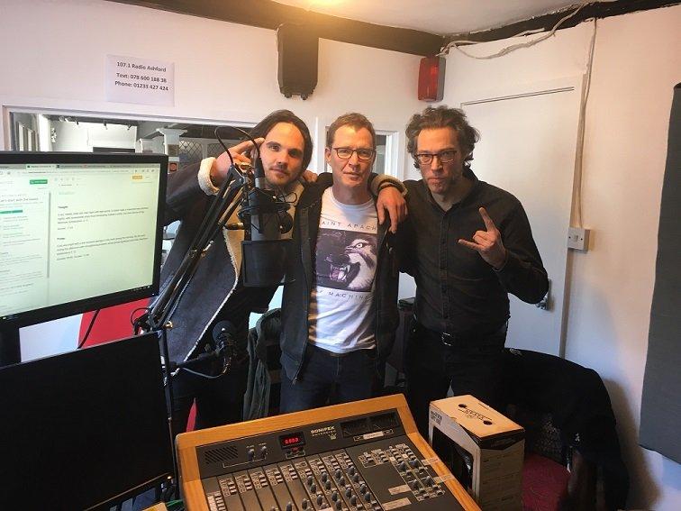 BEUK At Radio Ashford