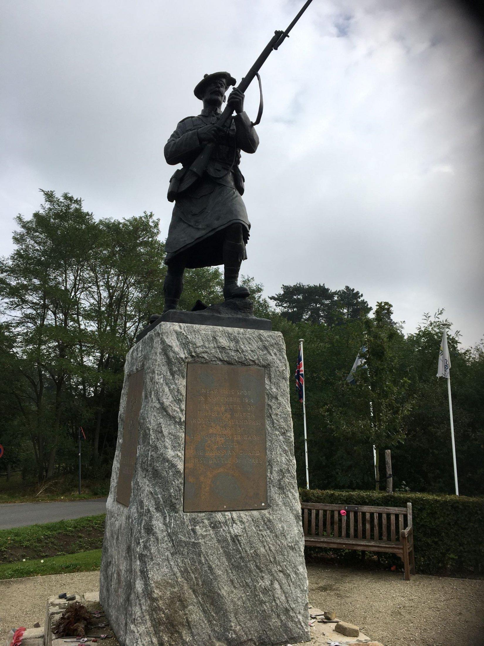 Blackwatch Memorial