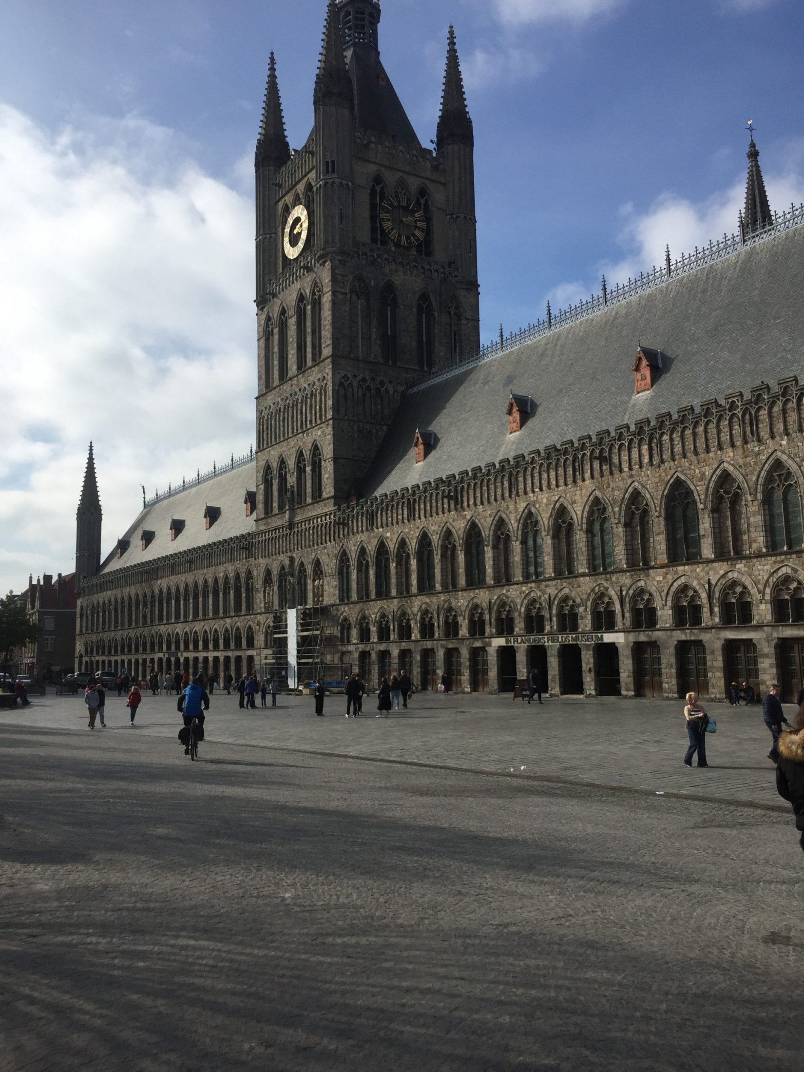 Cloth Hall Ypres