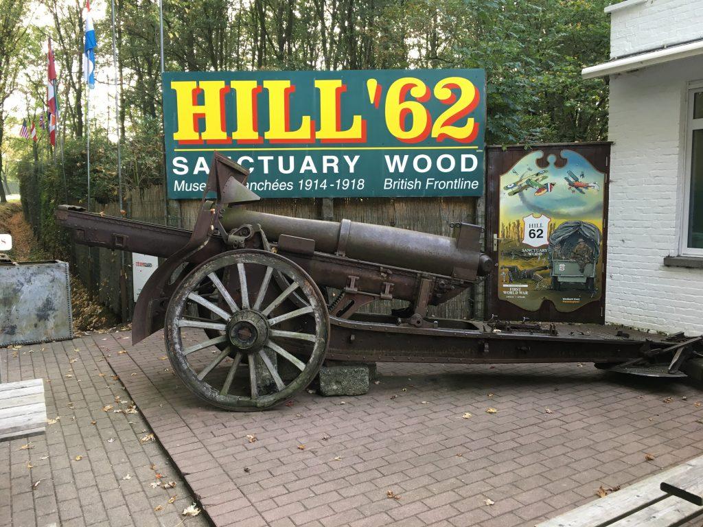 Hill 62 Field Gun