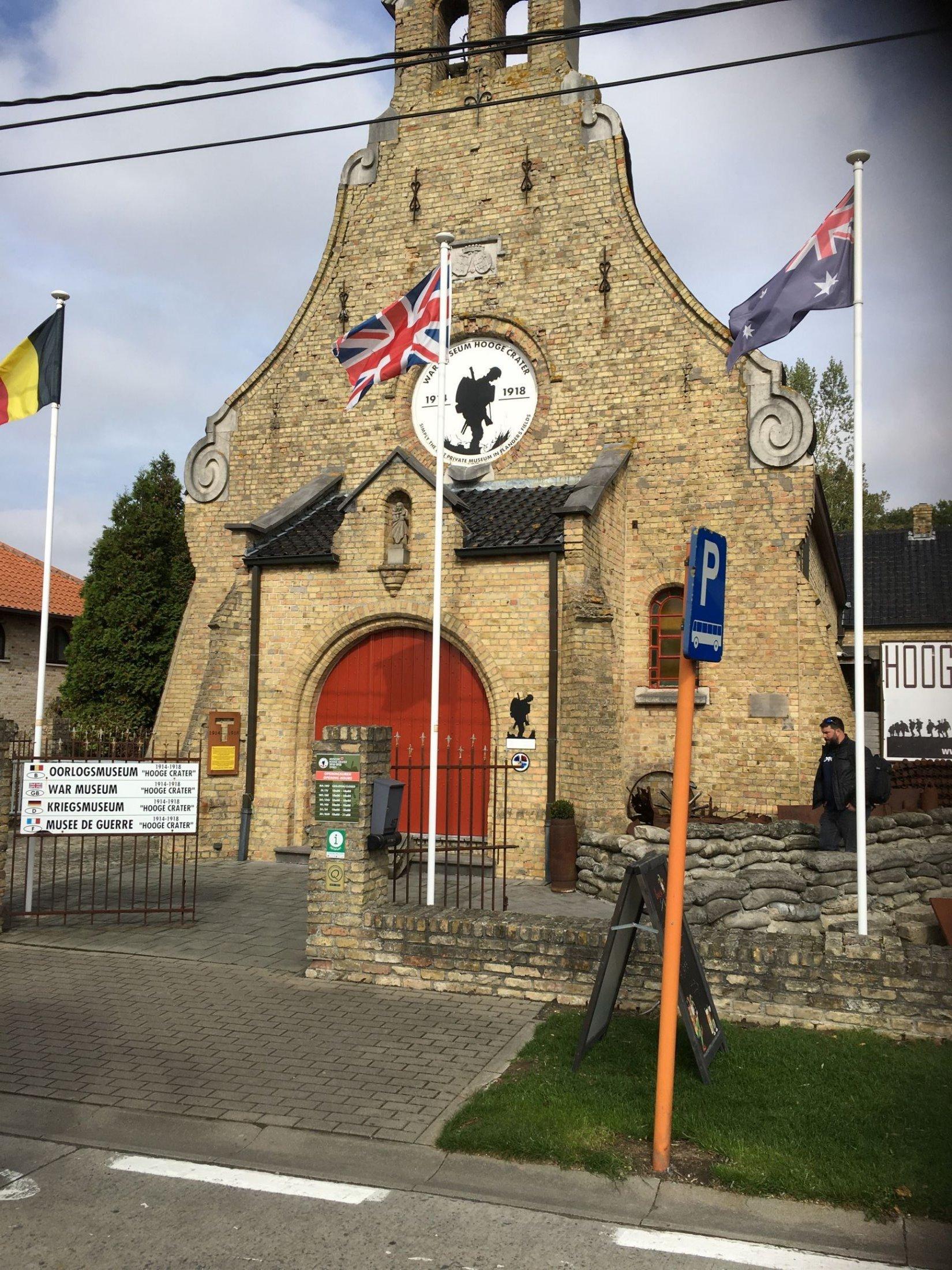 Hooge Crater Museum 2