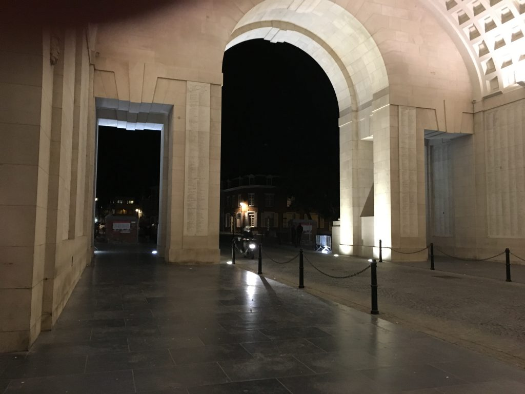 Inside Menin Gate 2