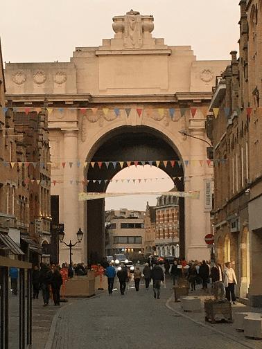 Menin Gate Daytime