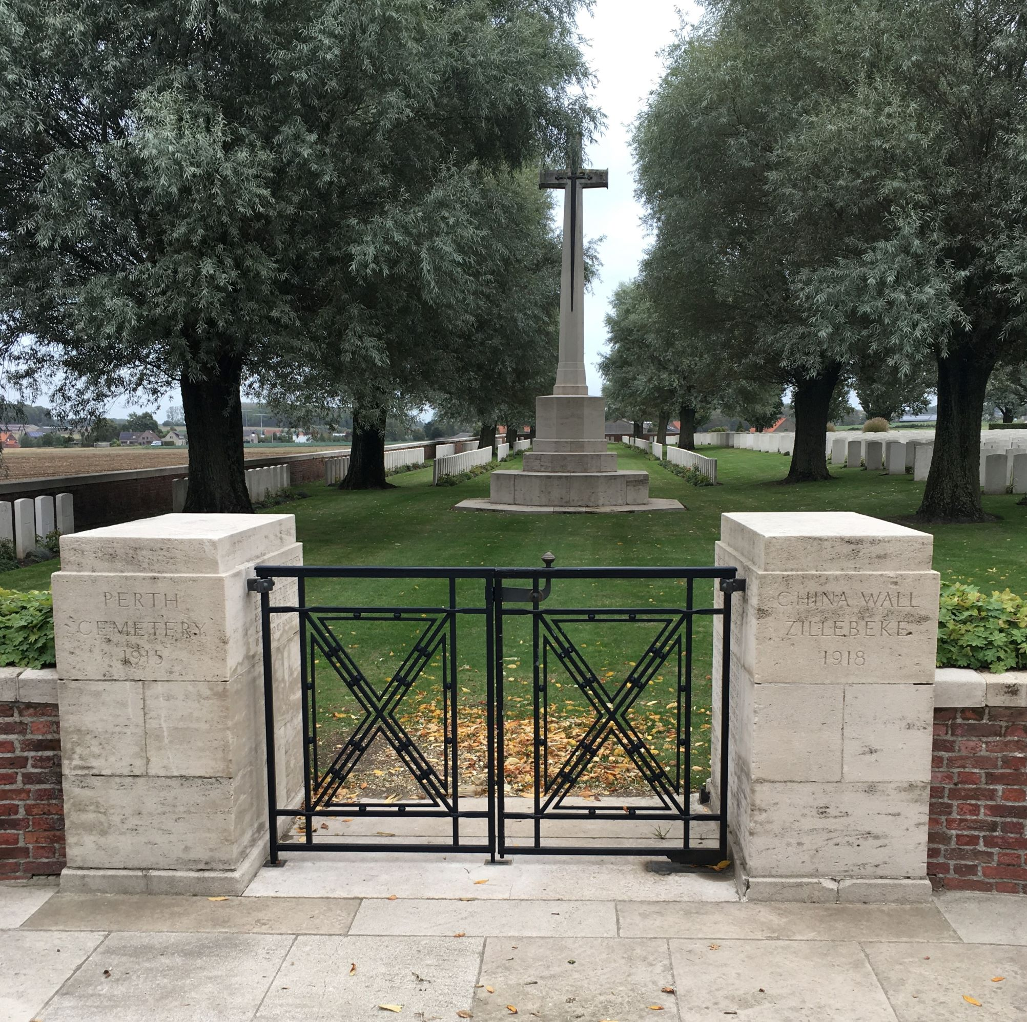 Perth Cemetery Gates