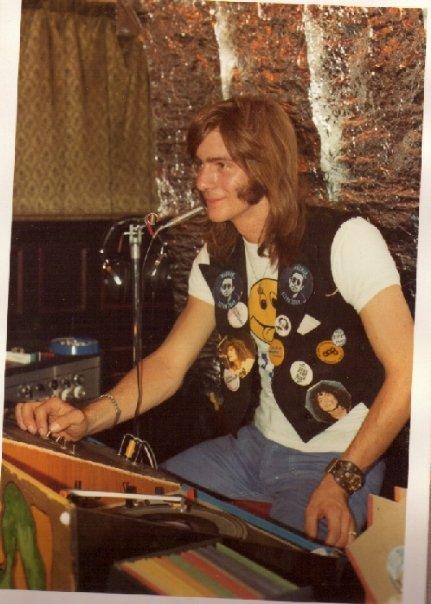 Rolvenden Club - Monkeys Mystery Machine 1970s