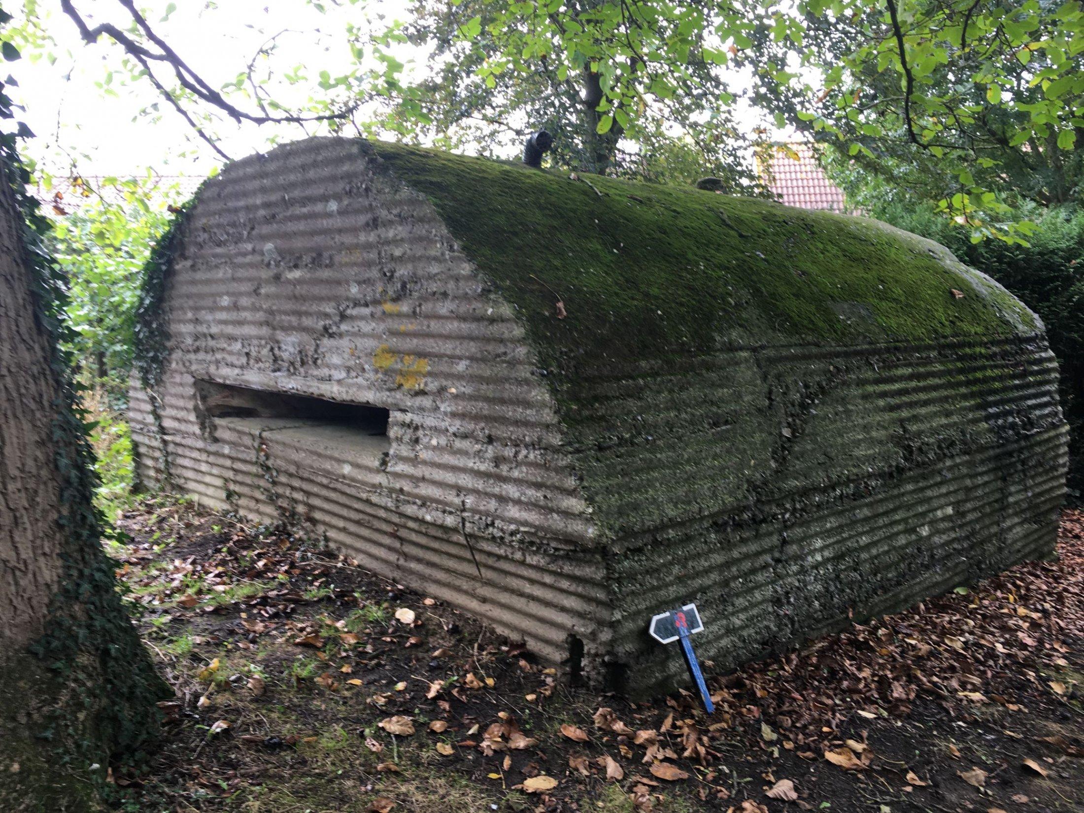 St Eloi Bunker