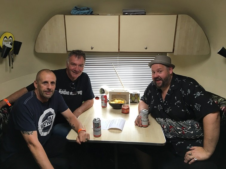 Steve, Steve Kellam & Big Boy Bloater