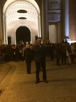 At The Menin Gate For The Last Post