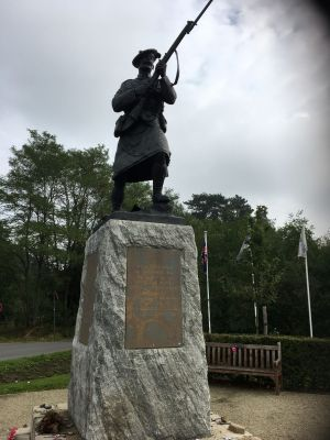Blackwatch Memorial