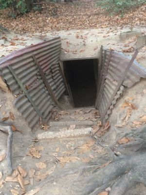 Hill 62 Entrance to Communication trench
