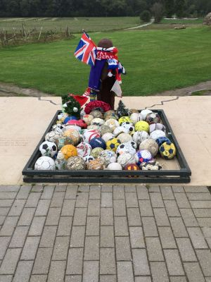 EUFA Official Christmas Truce Memorial