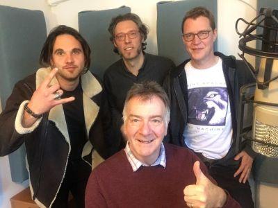 Steve & Belgian Rockers BEUK