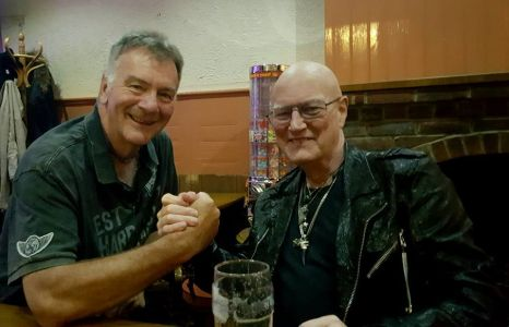Steve & Chris Slade 2016