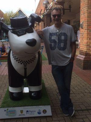 Steve & 2 Tone Ska Dog