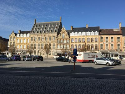 Ypres Square 1